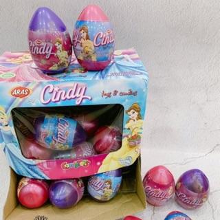 Hộp trứng đồ chơi Cindy – xuất xứ Châu Âu – Nhập khẩu chính ngạch
