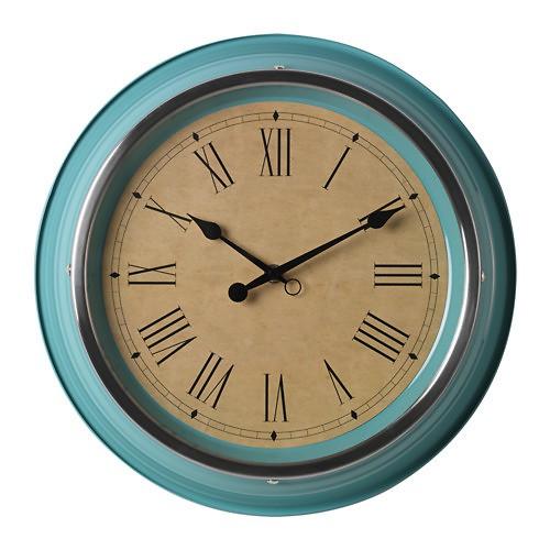 Đồng hồ treo tường SKOVEL IKEA - 2977323 , 573583357 , 322_573583357 , 590000 , Dong-ho-treo-tuong-SKOVEL-IKEA-322_573583357 , shopee.vn , Đồng hồ treo tường SKOVEL IKEA