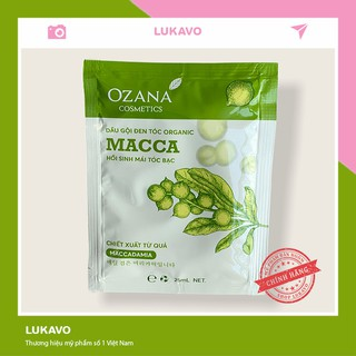 Dầu gội đen tóc ozana thảo dược cao cấp chính hãng GĐ01 thumbnail