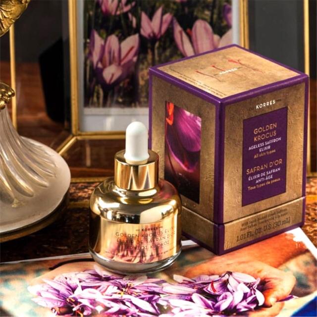 [Korres] Serum nhụy hoa nghệ tây Golden Krocus Saffron Serum Elixir - 2990128 , 306758172 , 322_306758172 , 2600000 , Korres-Serum-nhuy-hoa-nghe-tay-Golden-Krocus-Saffron-Serum-Elixir-322_306758172 , shopee.vn , [Korres] Serum nhụy hoa nghệ tây Golden Krocus Saffron Serum Elixir