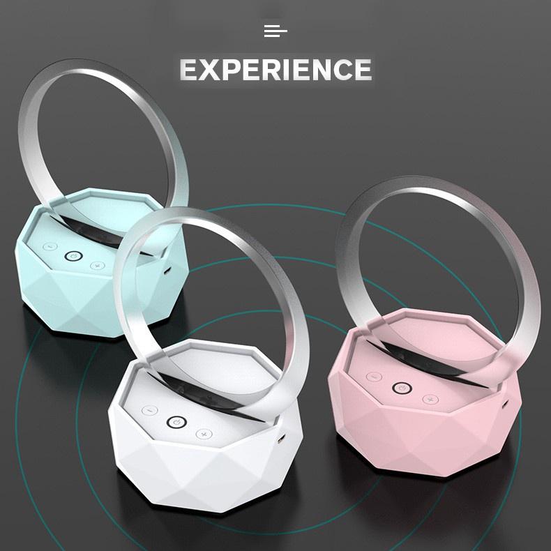 Loa Bluetooth Không Dây Mini Có Đèn Led Nhiều Màu Thông Minh