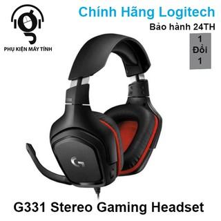 Tai nghe gaming Logitech G331 Âm thanh nổi Bảo Hành 24th