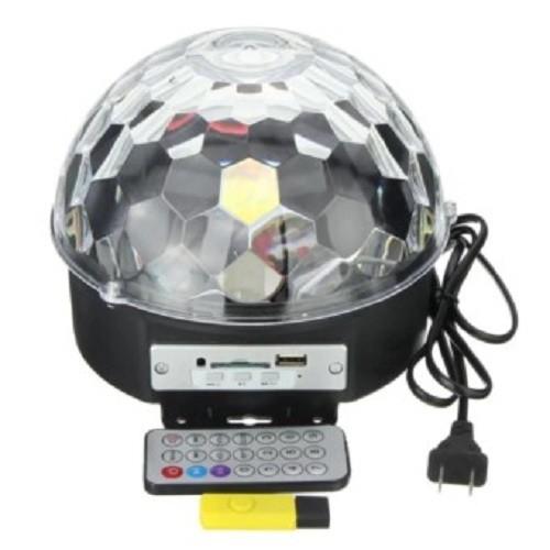 Đèn LED quả cầu cảm ứng xoay pha lê 7 màu nháy theo nhạc - 2758803 , 898513508 , 322_898513508 , 200000 , Den-LED-qua-cau-cam-ung-xoay-pha-le-7-mau-nhay-theo-nhac-322_898513508 , shopee.vn , Đèn LED quả cầu cảm ứng xoay pha lê 7 màu nháy theo nhạc