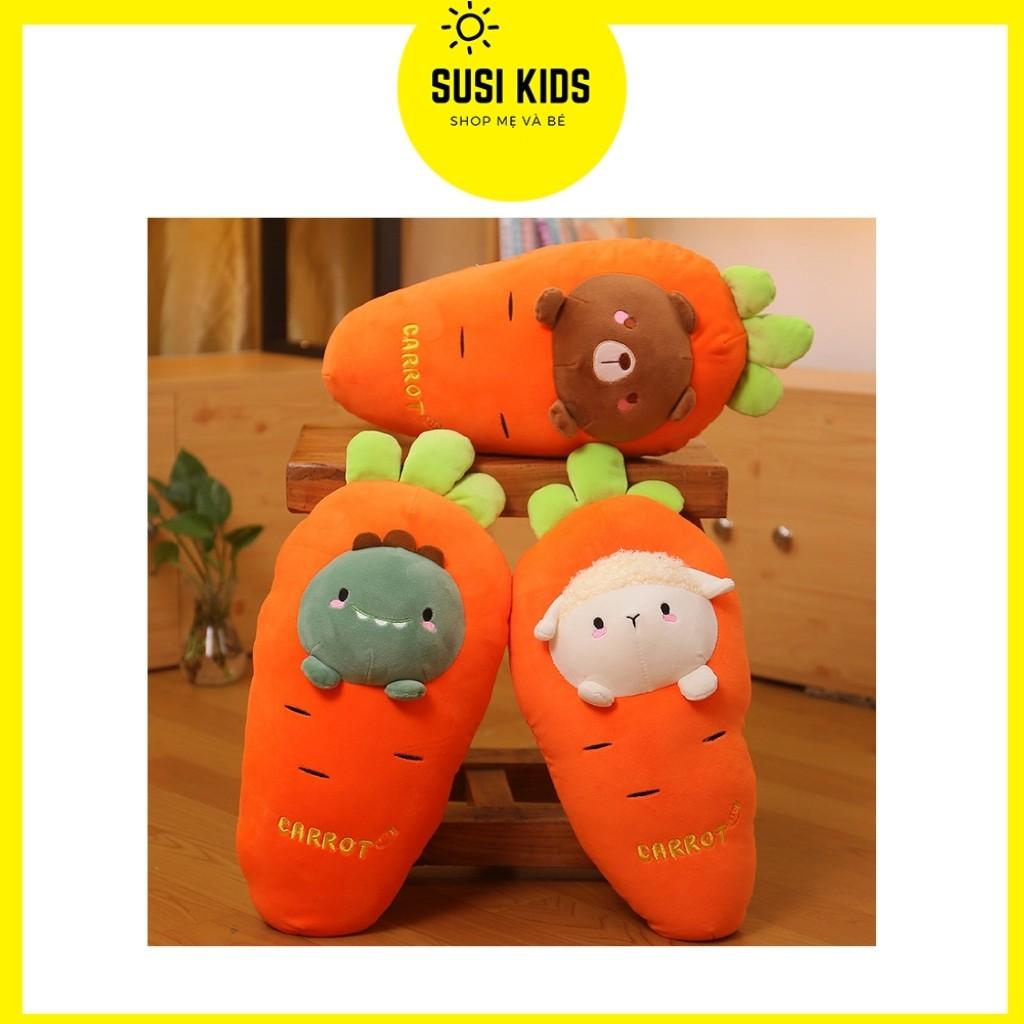 Đáng Yêu] Thú Bông Cho Bé Trai Bé Gái Gấu Đồ Chơi Trẻ Em 3 6 9 12 Tháng 1 2  4 Tuổi - Susi Kids chính hãng