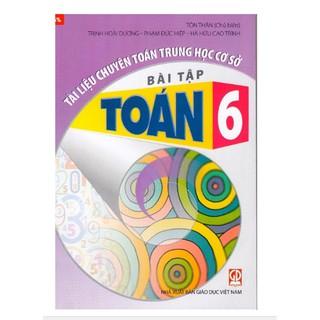 Sách – Tài liệu chuyên toán THCS toán 6