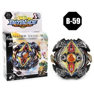 Burst Beyblade Starter B59 Grip Launcher Rapidity Kids Toy Fusion Fighting
