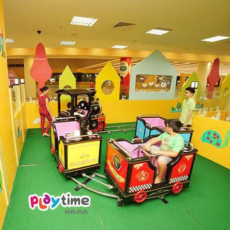 Toàn Quốc [Voucher] 1 Vé giấy Vui chơi cho bé tại tại Playtime trên Toàn Quốc