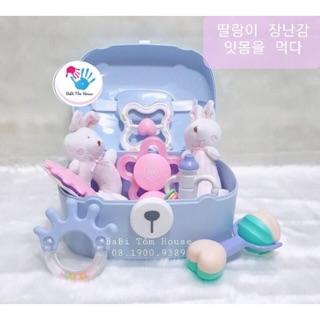 Hộp gặm nướu lục lạc Hàn Quốc Goryeo Baby
