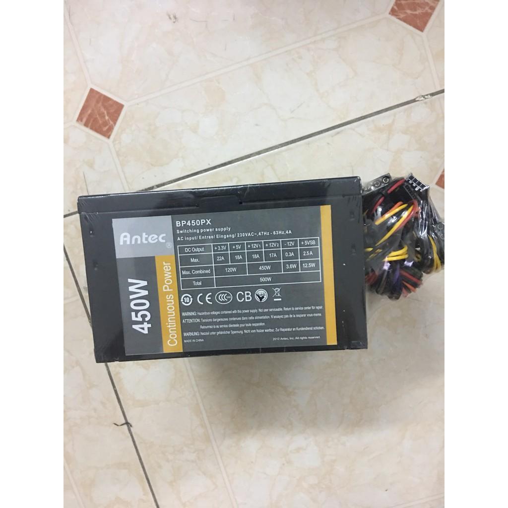 Nguồn antec 450w | Nguồn 450w antec