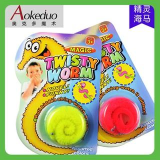 Đồ Chơi Ảo Thuật : Con Sâu Ma Thuật Magic Twisty Worm [dochoi mới]