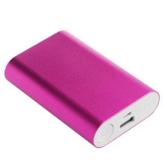 Vỏ nhôm sạc điện thoại dự phòng 5V 2A dùng 3 pin 18650 tiện dụng màu sắc đa dạng