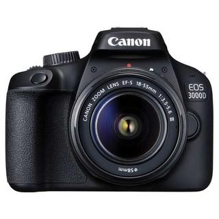 Máy ảnh DSLR Canon EOS 3000D + 18-55mm F3.5-5.6 III - Chính Hãng