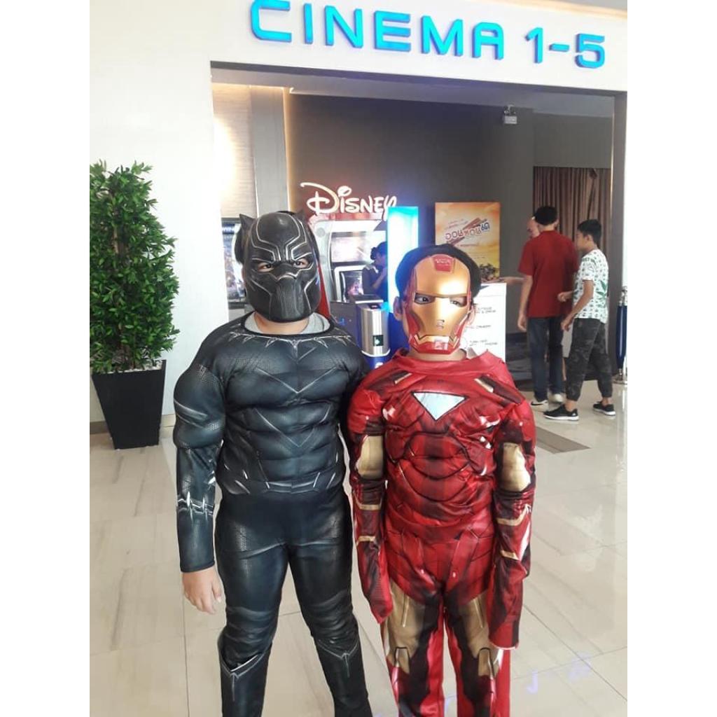หน้ากาก Black Pantherน้ากาก Black Panther