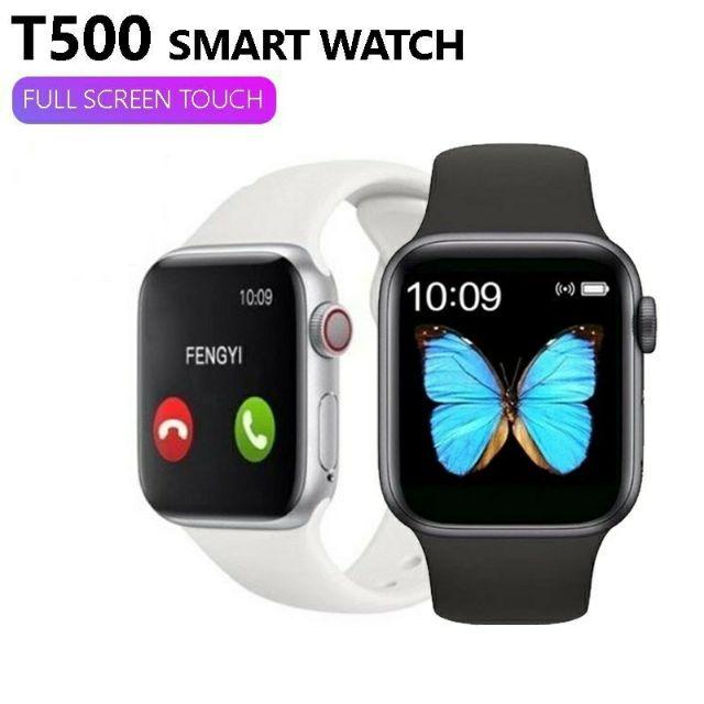 Đồng hồ thông minh cao cấp T500  Thay được dây  Màn hình cảm ứng cực đẹp