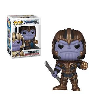 Mô hình Funko POP! Marvel Endgame:Thanos chính hãng.