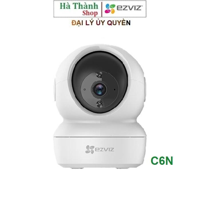 Camera Wifi Ezviz C6N 1080p 2MP / 2K 4MP Siêu Net Xoay 360 độ - Chính Hãng