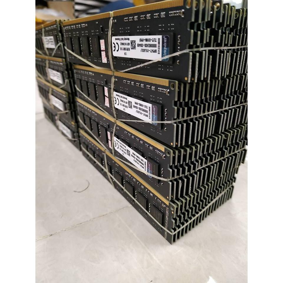 RAM Kingston 8Gb DDR3 Bus 1600Mhz Mới 100% bảo hành 3 năm