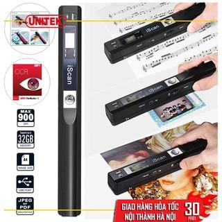 Máy Scan cầm tay Procam iScan 900DPI Cao Cấp thumbnail