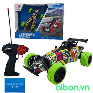 Xe đua F1 điều khiển 4 chiều Graffity LOẠI LỚN Aib. 22410
