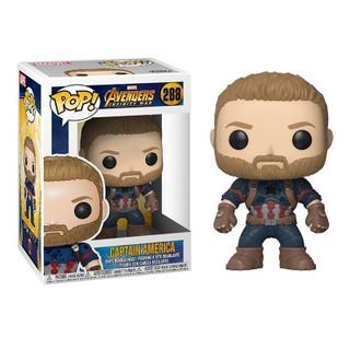 Funko Pop Captain American   Infinity War