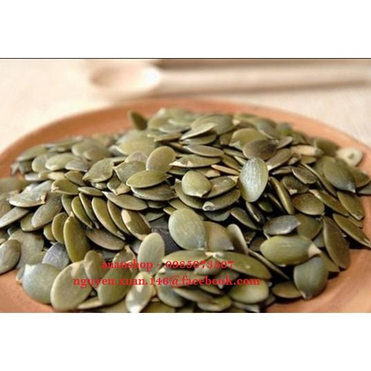 500gr Hạt bí trà xanh
