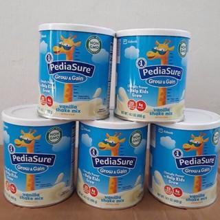 Sữa bột Pediasure Grow & Gain Mỹ 400G
