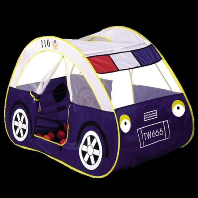 🚗 Lều hình ôtô cho bé trai
