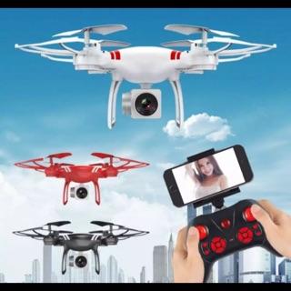 Flycam giá rẻ – Máy bay Flycam KY101 cao cấp, kết nối WIFI với điện thoại