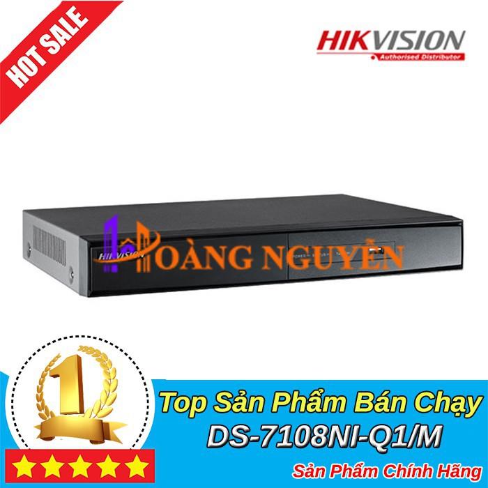 """Đầu ghi IP 8 kênh Hikvision DS-7108NI-Q1/M H.265+"""""""
