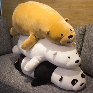 Gối Ôm Hình Gấu Trúc Nhồi Bông Đáng Yêu
