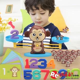Đồ chơi thông minh cho bé khỉ cân bằng MAGIC BALANCE giúp trẻ thông minh và yêu thích toán học