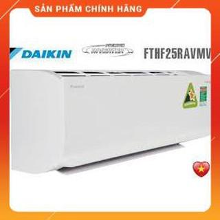 [ FREE SHIP KHU VỰC HÀ NỘI ]  Điều hòa Daikin 9000BTU 2 chiều Inverter R32(VN) FTHF25RAVMV/RHF25RAVMV