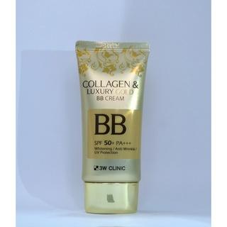 Kem nền trang điểm BB chống nắng collgen 3w clinic SPF 50+ PA++
