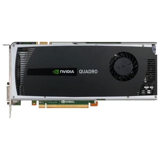 Card màn hình Nvidia Quadro 4000