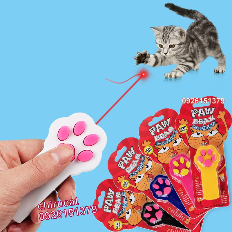 Đèn Laze Paw Beam Cat Toy,đồ chơi mèo
