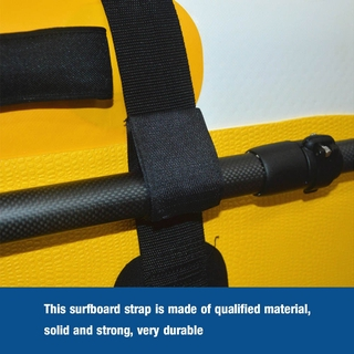 [READY STOCK] Adjustable Surfboard Shoulder Carry Stand Up Paddle Board Surfing Strap Sup Belt Rope