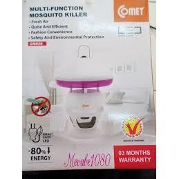 Đèn diệt muỗi đa năng COMET CM038 (Trắng)