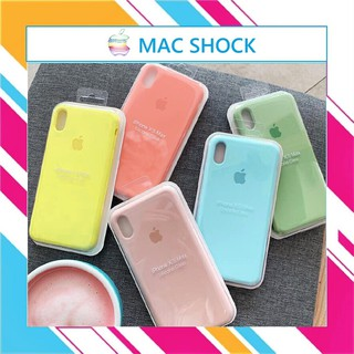[Mã ELORDER5 giảm 10K đơn 20K] Ốp lưng chống bẩn IPhone 7 plus, 8 plus , XS Max, 11, Pro, Pro Max – Mac Shock