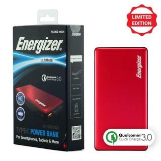 Pin Sạc Dự Phòng Energizer UE15002CQ – Quick Charge 3.0 – Dung Lượng 15000mah.