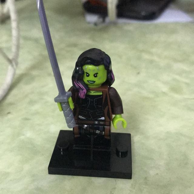Minifigure nhân vật Gamora