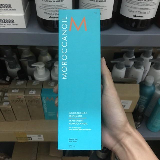 [ Moroccanoil-Chính Hãng] Dầu Dưỡng Tóc Moroccanoil Treatment Original 25-100-125-200