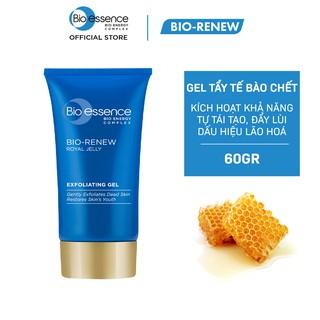 """Gel tẩy tế bào chết dưỡng da tươi trẻ Bio-Essence Bio-Renew tinh chất sữa ong chúa 60gr giá chỉ còn <strong class=""""price"""">25.500.000.000đ</strong>"""