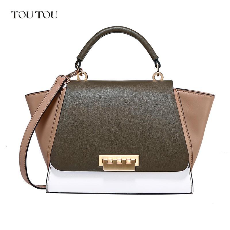 Túi xách nữ cao cấp TOUTOU phong cách Hàn Quốc sang trọng và sành điệu T7550