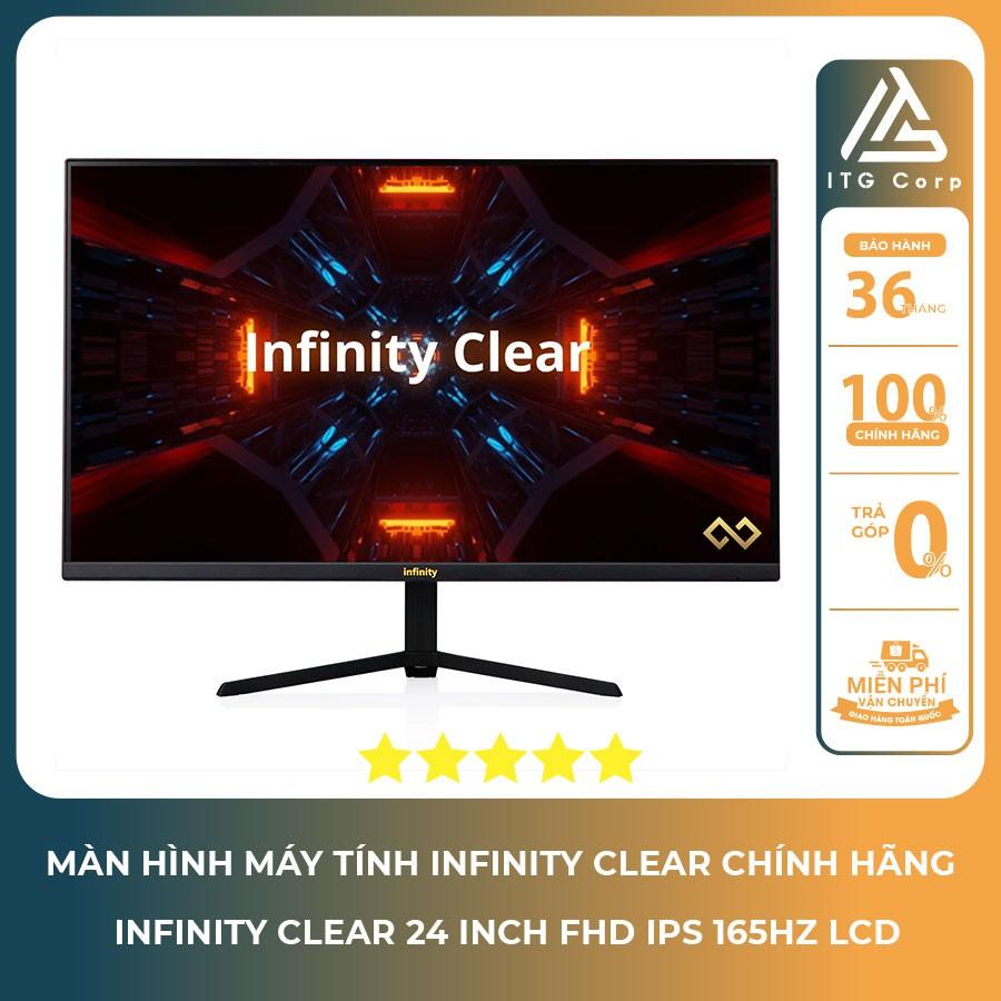 Màn hình Infinity Clear 24 inch FHD IPS 165Hz LCD Gaming mornitor