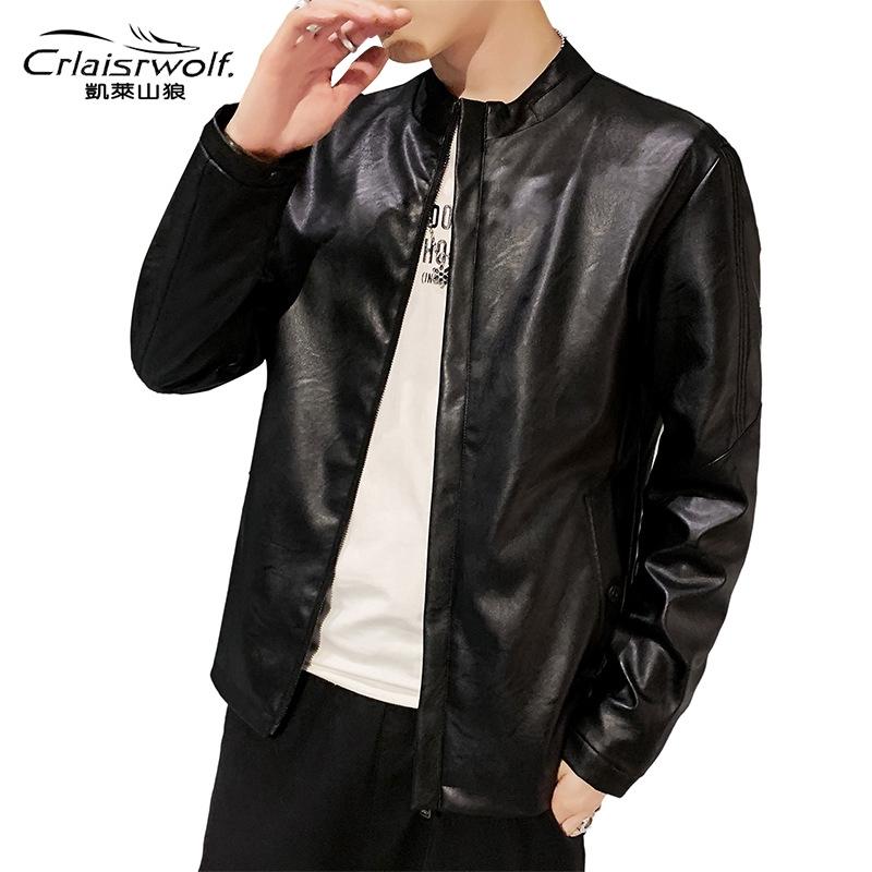 tf เสื้อแจ็คเก็ตคนรัก 2019 ฤดูใบไม้ผลิฤดูใบไม้ร่วงแฟนหนังผู้ชายขนาดใหญ่