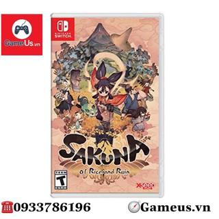 Game Nintendo Switch Sakuna Of Rice and Ruin thumbnail