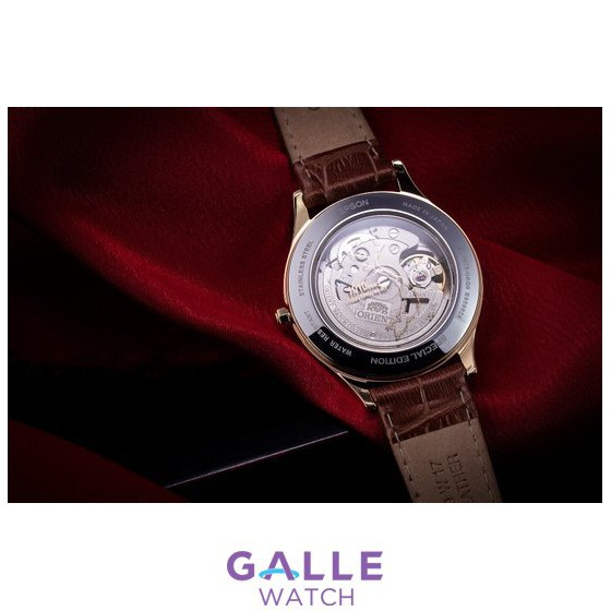 Mặc gì đẹp: Thời trang với Đồng hồ Nữ chính hãng Nhật Bản Orient RA-AG0726S00B - Thương hiệu đứng đầu Nhật Bản - Phân phối độc quyền Galle Watch