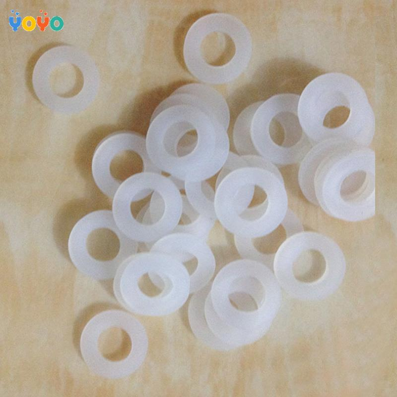 110pcs Silicone O-Ring Switch Dampeners For Cherry MX Mechanical Keyboard
