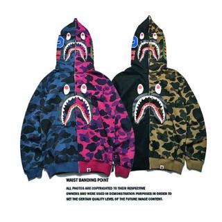Áo khoác Bape Hoodie Jacket FullZip