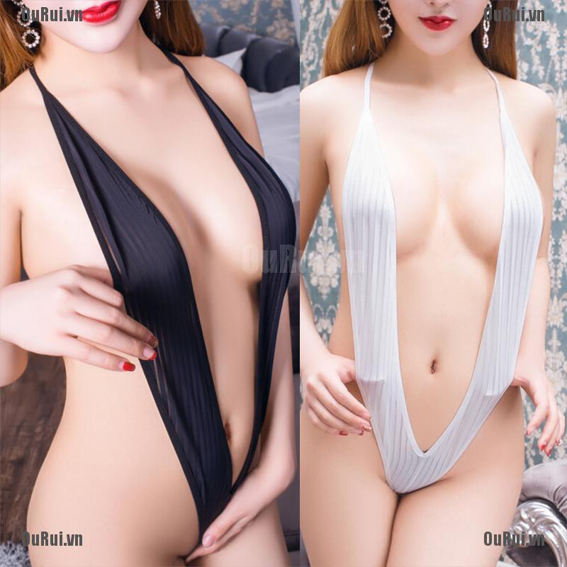 Mặc gì đẹp: Tắm biển vui với {FCC}Bộ đồ tắm một mảnh kiểu dáng độc đáo gợi cảm cho nữ{OuRui.vn}